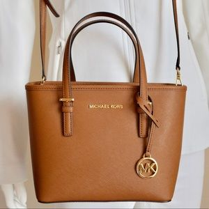 LAST ☝️MICHAEL KORS JET SET TRAVEL BAG